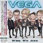 Vega – Who We Are (Japan Edition) (2016) 320 kbps + Scans