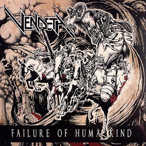 Vendeta - Failure Of Humankind (2016) 320 kbps