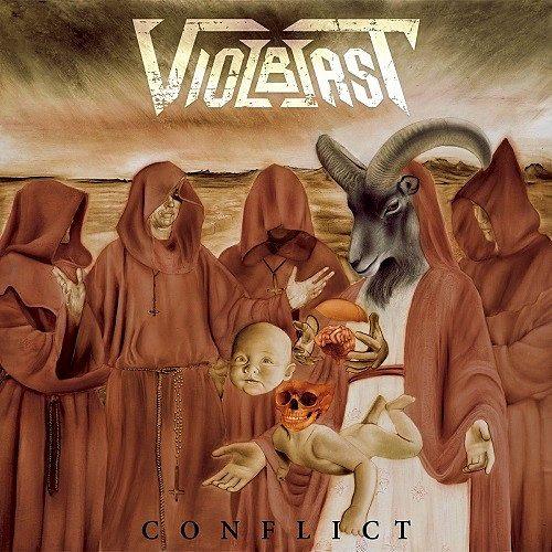 Violblast - Conflict (2016) 320 kbps
