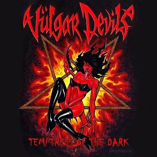 Vulgar Devils - Temptress Of The Dark (2016) VBR