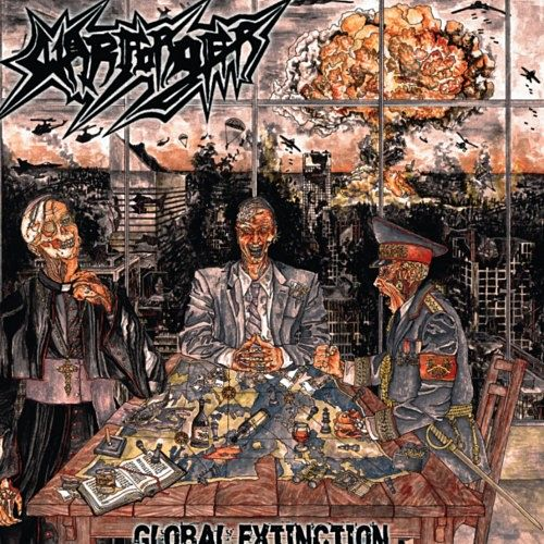 Warforger - Global Extinction (2016) 320 kbps