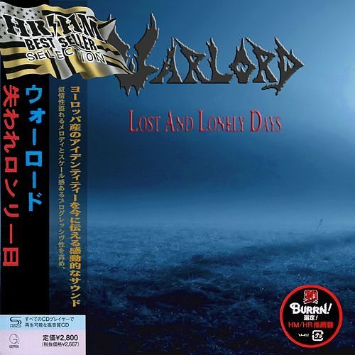 Warlord - Lost And Lonely Days (The Best) (2016) (Compilation) 320 kbps + Scans