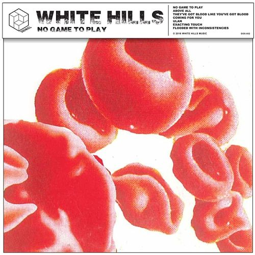 White Hills - No Game To Play (2016) 320 kbps