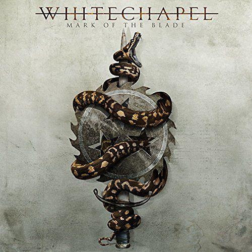 Whitechapel - Mark of the Blade (2016) 320 kbps + Scans