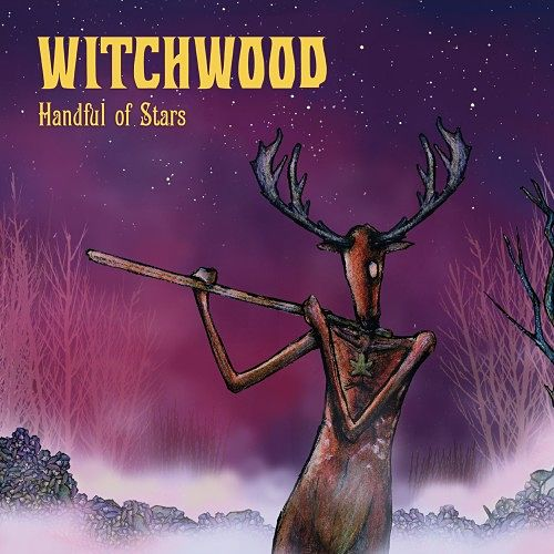 Witchwood - Handful of Stars (2016) 320 kbps + Scans