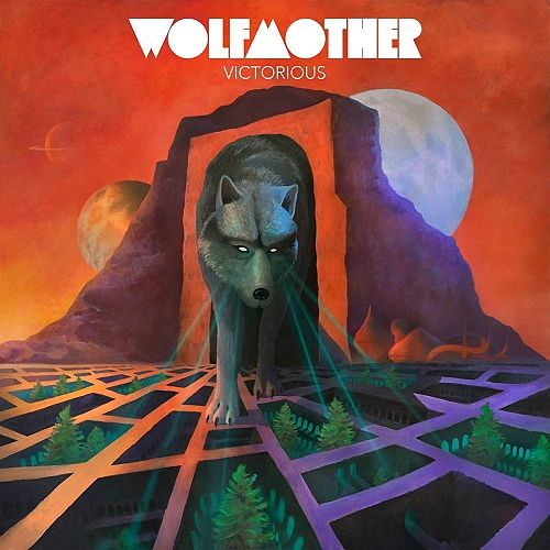 Wolfmother - Victorious (Best Buy Exclusive) (2016) 320 kbps + Scans