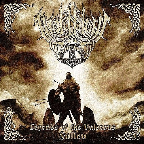 Wotanorden - Legends Of The Valourous Fallen (2016) 320 kbps + Scans