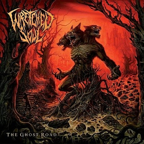 Wretched Soul - The Ghost Road (2016) 320 kbps