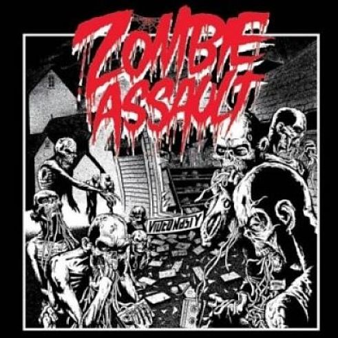 Zombie Assault!! - Video Nasty (2016) 320 kbps