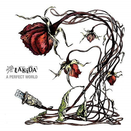 tAKiDA - A Perfect World (2016) 320 kbps