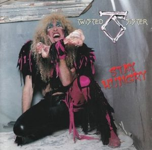 1984 Stay Hungry (2009 Remaster Rhino, 8122-79861-9, Germany)