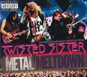 2016 Metal Meltdown. Live from the Hard Rock Casino Las Vegas