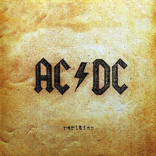 ACDC - Rarities (Compilation) (2016) 320 kbps + Scans