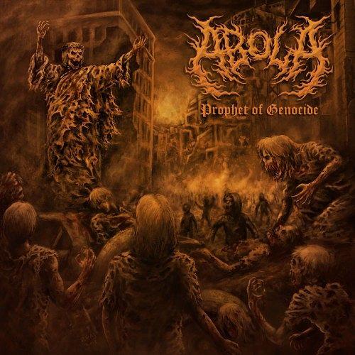 Abola - Prophet Of Genocide (EP) (2017) 320 kbps