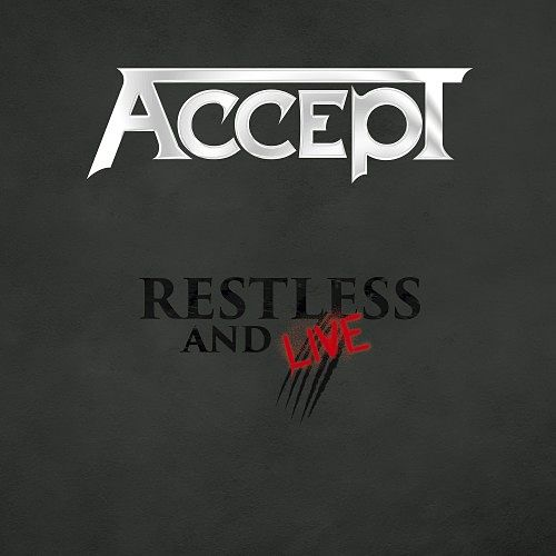 Accept -­ Restless ­And Live (­2CD, Live) (2017) 320 kbps