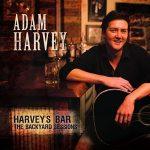 Adam Harvey – Harvey's Bar: The Backyard Sessions (2016) 320 kbps