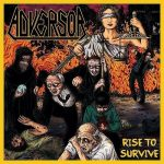 Adversor – Rise To Survive (2016) 320 kbps + Scans