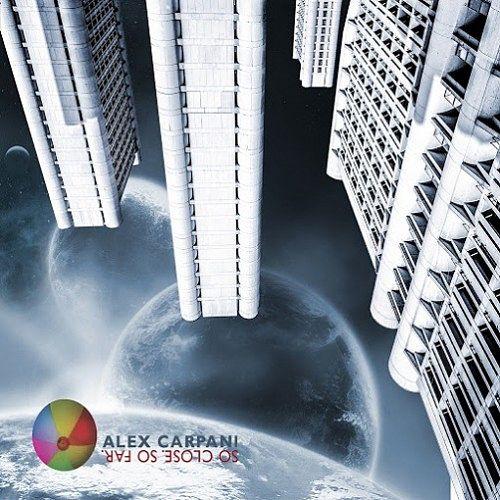 Alex Carpani - So Close. So Far. (2016) 320 kbps + Scans