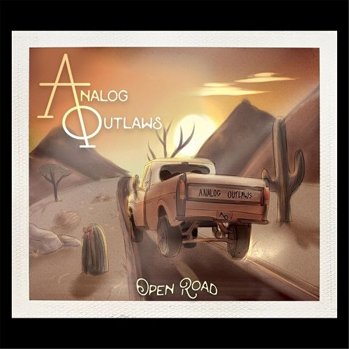 Analog Outlaws - Open Road (2017) 320 kbps