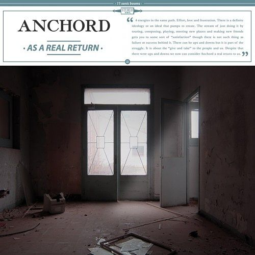 Anchord - As a Real Return (2017) 320 kbps