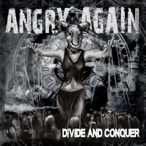 Angry Again - Divide and Conquer (2017) 320 kbps