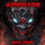 Annihilator – Triple Threat (Live) (2017) 320 kbps
