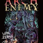 Arch Enemy – War Eternal Tour: Tokyo Sacrifice (Live) (2016) 320 kbps