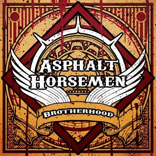Asphalt Horsemen - Brotherhood (2017) 320 kbps