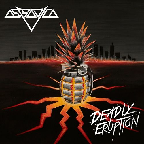 Astradica - Deadly Eruption (2017) 320 kbps