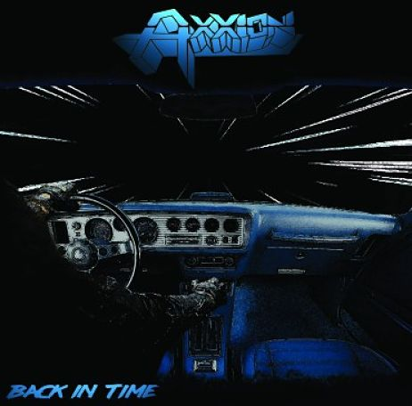 Axxion - Back In Time (2016) 320 kbps