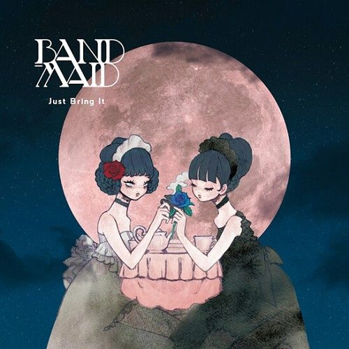 BAND-MAID - Just Bring It (2017) VBR (Scene CD-Rip)