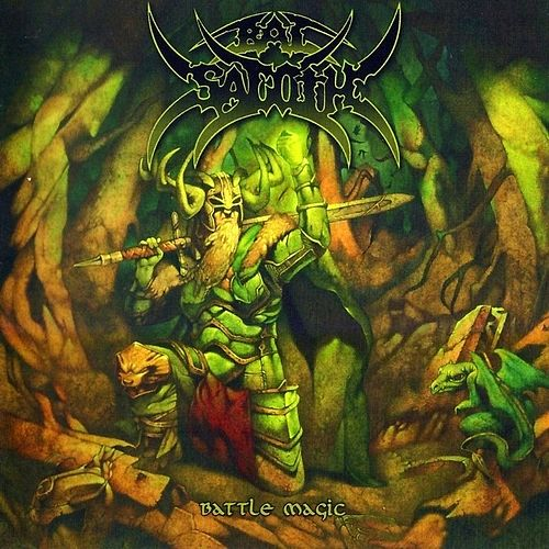Bal-Sagoth - Battle Magic (Remastered 2016) 320 kbps + Scans