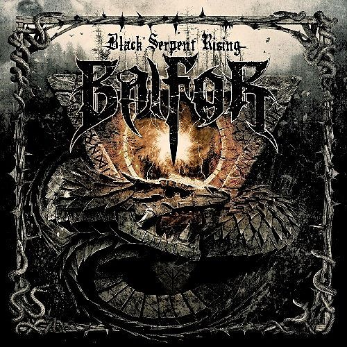 Balfor - Black Serpent Rising (2017) 320 kbps