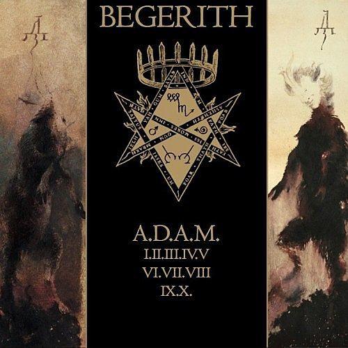 Begerith - A.D.A.M. (2017) 320 kbps