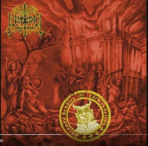 Bemdesar - Satanás Bendice Esta Rebelión!!! (2016) VBR (Scene CD-Rip)