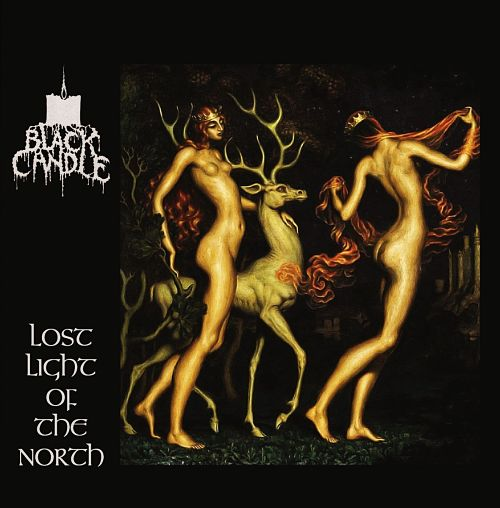 Black Candle - Lost Light Of The North (2016) 320 kbps + Scans