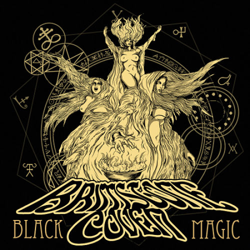 Brimstone Coven - Black Magic (2016) 320 kbps