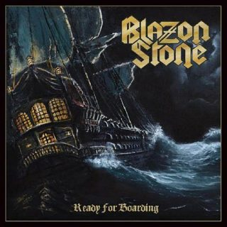 Blazon Stone - Ready For Boarding (EP) (2016) 320 kbps