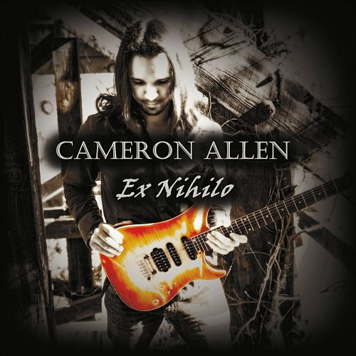 Cameron Allen - Ex Nihilo (2017) 320 kbps
