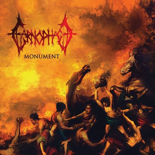Carnophage - Monument (2016) 320 kbps