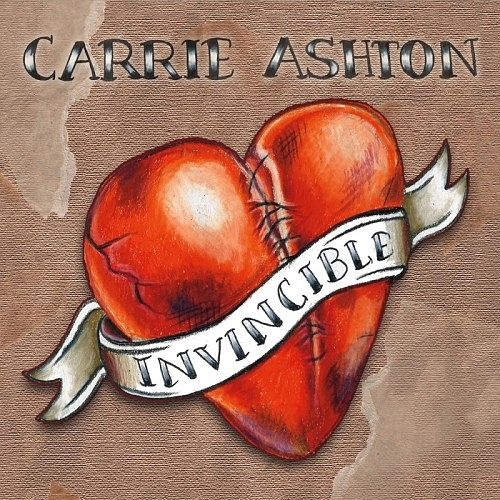 Carrie Ashton - Invincible (2016) 320 kbps