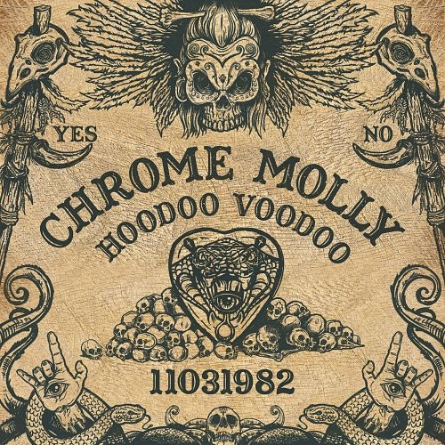 Chrome Molly - Hoodoo Voodoo (2017) 320 kbps