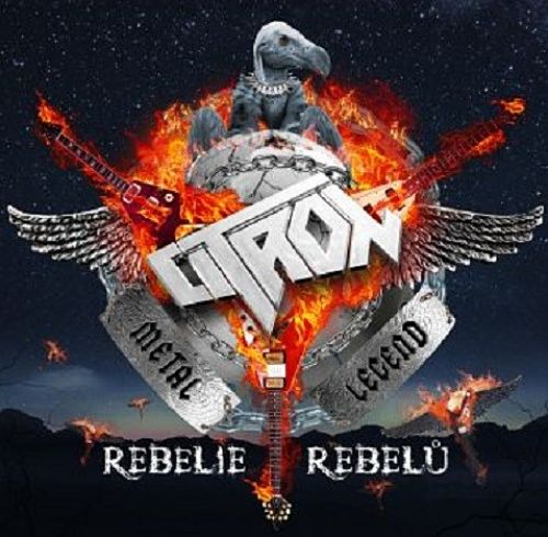 Citron - Rebelie Rebelů (2016) 320 kbps