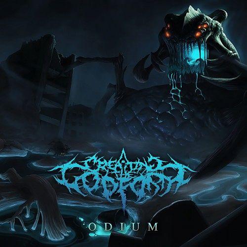 Creating The Godform - Odium [EP] (2016) 320 kbps