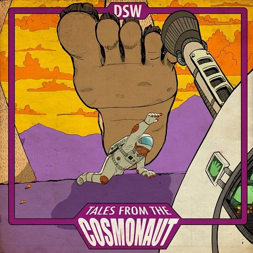 DSW - Tales From The Cosmonaut (2017) 320 kbps