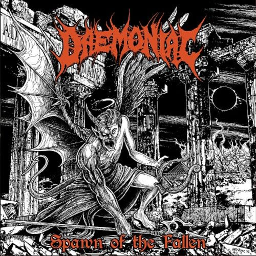 Daemoniac - Spawn of the Fallen (2017) 320 kbps