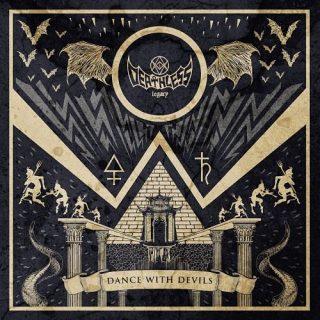 Deathless Legacy - Dance with Devils (2017) 320 kbps