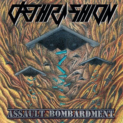 Dethrashion - Assault Bombardment (2017) 320 kbps