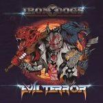 Evilterror – Iron Dogs (2016) 320 kbps + Scans