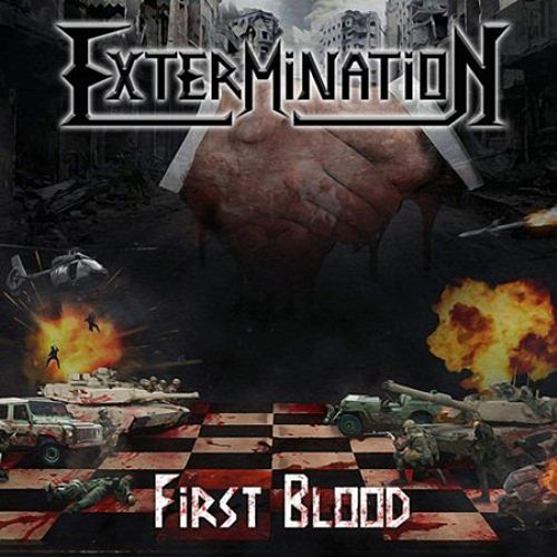 Extermination - First Blood (EP) (2016)